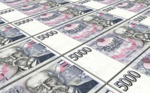Domácnosti měly v listopadu na jednodenních vkladech u finančních institucí uloženo přes 1,720 bilionu korun. Ilustrační foto:iStock