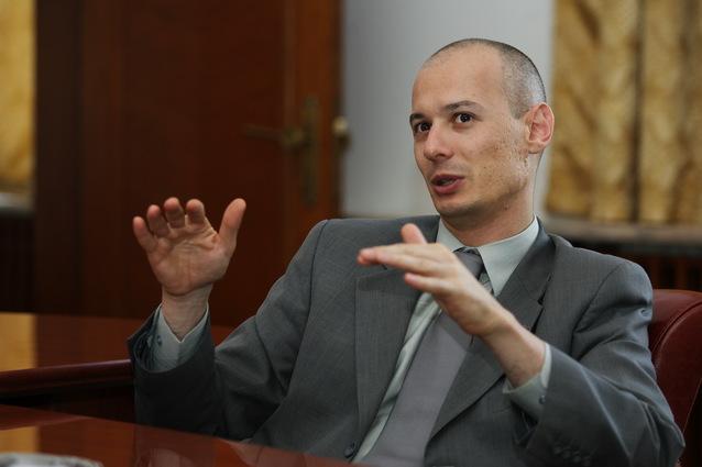Central Bank Deputy Governor Bogdan Olteanu expected to ...  |Bogdan Olteanu